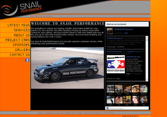 Portfolio: Snail Performance